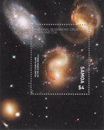 SAMOA - 2016 - Space Nebula  - BF Neuf // Mnh - Samoa