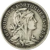Portugal, 50 Centavos, 1955, TTB, Copper-nickel, KM:577 - Portugal