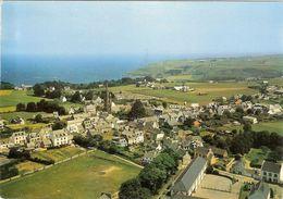 CP Plougasnou Vue Générale Et Pointe De Saint St Jean Du Doigt  29 Finistère - Plougasnou