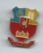 Romania Craiova Coat Of Arms.nice Badge - Villes