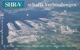 GERMANY O773/95 - Seehafen Rostock - Deutschland