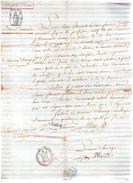 Sieur François DARAGON,marchant Fripier,71 Ans ,Natif D'Hornoy.Laisser Passer.20 Brumaire An Quatorze. - Documents Historiques