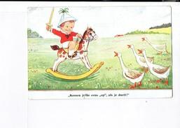 41905 Komen Jullie Eens Op Als Je Durft - Humour