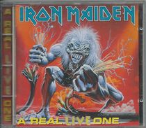 1993 (a Real Live One) Iron Maiden - Hard Rock & Metal