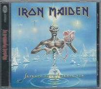 1998 (seventh Son Of A Seventh Son) Iron Maiden - Hard Rock & Metal