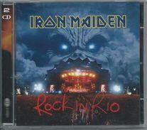 2002 (rock In Rio) Iron Maiden - Hard Rock & Metal