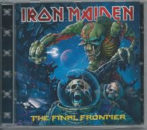 2010 (the Final Frontier) Iron Maiden - Hard Rock & Metal