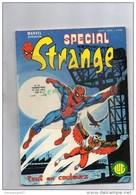 BD COMICS- STRANGE N° 16 DU 10 JUIN 1979- MARVEL  STAN LEE- LES ETRANGES X-MEN - POUVOIR DU PHENIX-SPIDERMAN - Strange