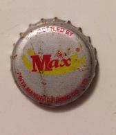 Myanmar Max Used Bottle Crown Cap / Kronkorken / Capsule - Soda