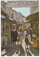 Jeruzalem - Mea Shearim, De Woonwijk Van De Orthodoxe Joden -  (Israel) - Israël
