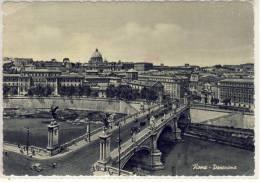 ROMA - Panorama , Vista General - Ponts