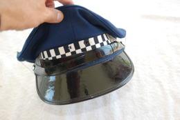 CASQUETTE DE POLICIER DE NOUVELLE ZELANDE - Police