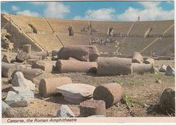 Caesarea - Ancient Roman Amphitheatre  -  (Israel) - Israël