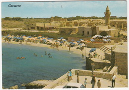 Caesarea , One Of The Tourist Attractions Of The Country -  (Israel) - Israël