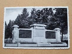 Standbeeld Ter Herinnering Aan De Slag Van St.Margriete-Houtem ( Thill ) Anno 19?? ( Zie Foto Voor Details ) ! - Tienen