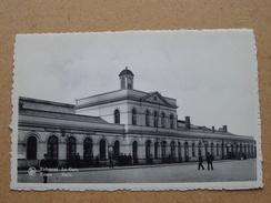 Statie - La Gare ( Roovers G. ) Anno 19?? ( Zie Foto Voor Details ) ! - Tienen