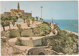 A Lovely Corner Of Jaffa's Seaside -  (Israel) - Israël