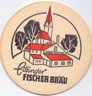 #D153-099 Viltje Fischer Bräu Eittingen - Sous-bocks