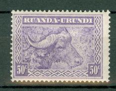 Ruanda Urundi 1931 OBP/COB 96**  MNH - 1924-44: Mint/hinged