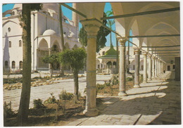 Acre - Court Of El Jazzar's Mosque -  (Israel) - Israël