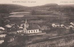 France Carte Postale Saint-Stail Vue Générale - Autres Communes