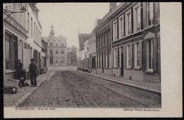 PRACHTSTAAT ** WARNETON ( Warneton - Komen ) - Rue De Lille - Comines-Warneton - Komen-Waasten