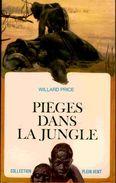 """Collection  """"  Plein Vent """" N° 16 - Pièges Dans La Jungle - Willard Price - ( 1973 ) . - Livres, BD, Revues"""