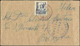 País Vasco. Historia Postal. País Vasco. Historia Postal. MUNDACA / VIZCAYA, En Violeta. - España