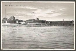 KIEL - Holtenau, Wasserflugstation. Gelaufene Karte Aus 1931. Stempel Kiel / Neumühlen / Dietrichsdorf - Kiel