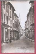 26 - SUIS LES BARONNIES---La Grande Rue-Cachet Verso Amivale Philatelique Des Baronnies--cpsm Pf - Altri Comuni