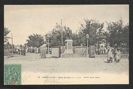 SAINT LOUIS Place Du Gouvernement Sénégal (Fortier N° 71) - Sénégal