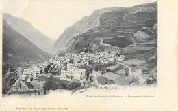 Panorama De La Grave, Route De Grenoble à Briançon - Papeterie Des Alpes (Eug. Robert), Carte Dos Simple Non Circulée - France