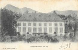 Château De Charance Près Gap - Edition H. Gache - Carte Dos Simple - France