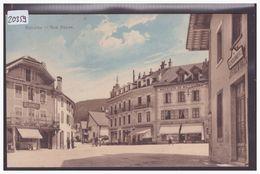 DISTRICT D'ORBE - VALLORBE - RUE NEUVE - TB - VD Vaud