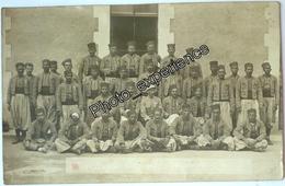 CPA Carte Photo Guerre 14-18 Militaire Colonial Tirailleur Armée D'Afrique Military WW1 - Guerre 1914-18