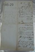 DOKUMENT: Bruckneudorf/2-1-1864 - Austria
