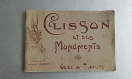 44 - CLISSON - Très Beau Fascicule Touristique - Photos J.D. Editeur à Clisson - Dépliants Touristiques