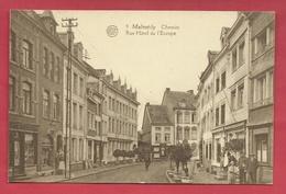 Malmedy - Chemin Rue De L'Hôtel De L'Europe ( Voir Verso ) - Malmedy