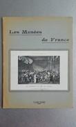 CAHIER D'ECOLIER - Les Musées De France - Musée De Versailles - Serment Du Jeu De Paume - Vieux Papiers