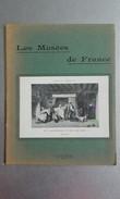 CAHIER D'ECOLIER - Les Musées De France - Musée Du Luxembourg - Le Laboureur Et Ses Enfants De Duverger - Vieux Papiers