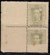 1922  EDIFIL Nº 304ic   ** / * , Variedad De Impresion Calcado Al Dorso , - Nuevos