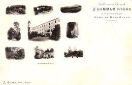 ALGERIE - ETABLISSEMENT THERMAL D HAMMAM R HIRA A 4 HEURES D'ALGER GARE DE BOU  MEDFA - Algiers