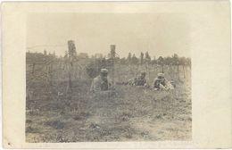 Militaires – Carte-photo Soldats   ( MI ) - Guerre 1914-18