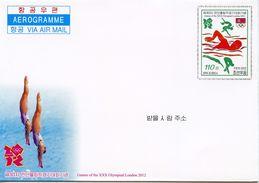 North Korea London Olympics 2012  GS175 - Korea, North