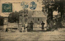 50 - BARNEVILLE - Le Manoir - Barneville