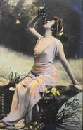 C.P.A.- Artiste 1900 - Photo : Reutlinger Paris - TBE - Artisti