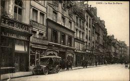 14 - CAEN - Rue St Pierre - Caen
