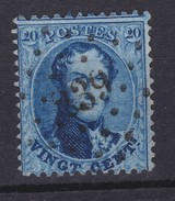 N° 15 A LP 239  MARIEMBOURG COBA +10.00 - 1863-1864 Médaillons (13/16)