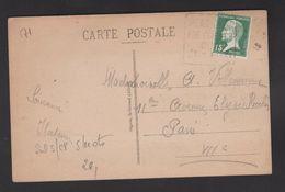 FRANCE / 1923 / Y&T N° 171 : Pasteur 15c Vert - - 1921-1960: Modern Period