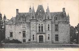 Lanrigan      35     Château     (voir Scan) - France